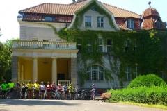 02.08.2014 Rajd Pałace i Dwory -Łężany