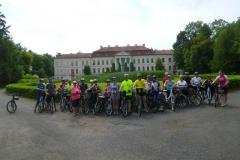 05.07.2014 Rajd Pałace i Dwory - Drogosze