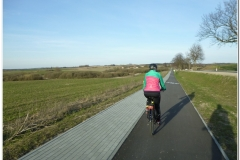 09.04.2015 Rowerowy spacer